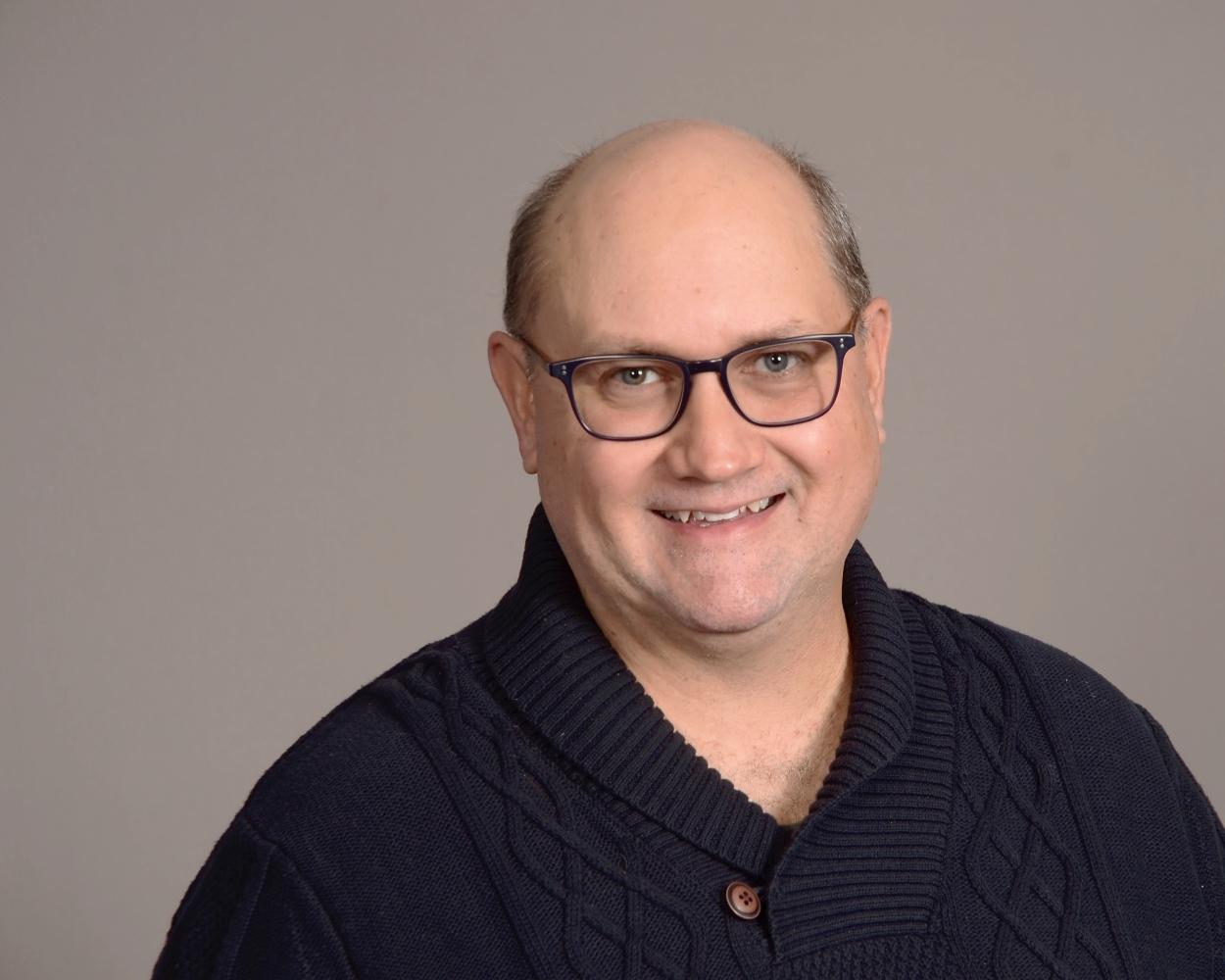 Stuart Gausman; Bell Choir Director
